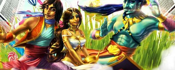 La Lampada di Aladino favola per bambini