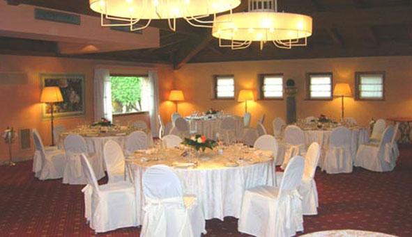 Capodanno allo Sheraton Golf Hotel**** Parco De Medici